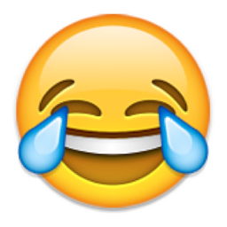 Image result for emoji laughing