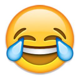 Image result for emoji laughing